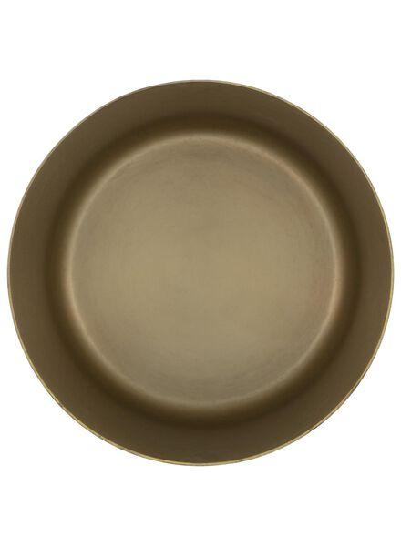 sfeerlichthouder - 6.5 x Ø 9.5 cm - donkerrood - 13392107 - HEMA