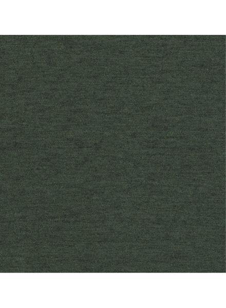 damesjurk donkergroen donkergroen - 1000014820 - HEMA