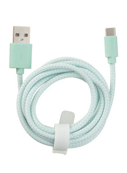 USB laadkabel type C - 39630057 - HEMA
