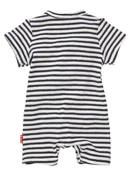 baby newborn jumpsuit gebroken wit gebroken wit - 1000013019 - HEMA