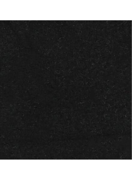 kinderwanten zwart zwart - 1000015338 - HEMA