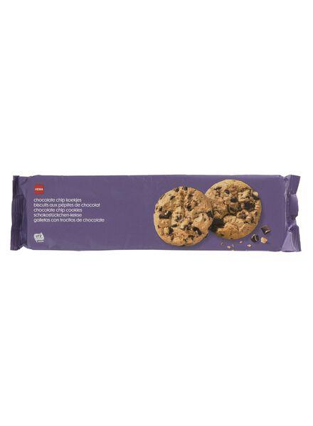 chocolade chip koekjes - 10840017 - HEMA