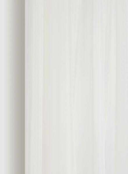 gordijnstof voile uni - 7121400 - HEMA