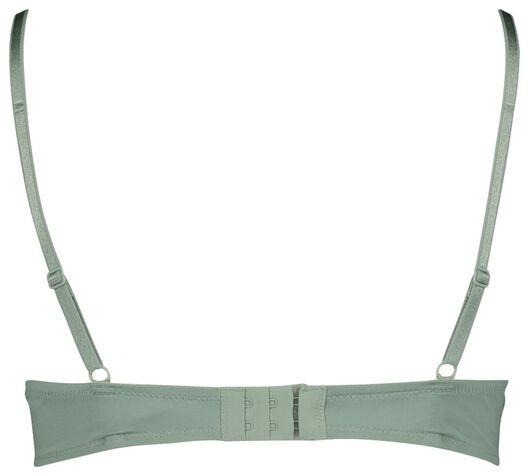 2-pak padded t-shirt bh's micro grijs grijs - 1000018614 - HEMA