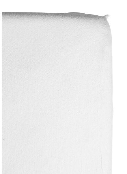 waterdichte molton onderdeken 90 x 200 cm - 5153120 - HEMA