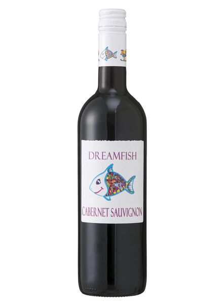 dreamfish cabernet sauvignon - 0,75 L - 17360280 - HEMA