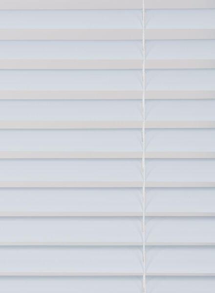 jaloezie aluminium hoogglans 50 mm - 7420045 - HEMA