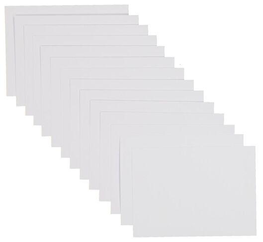 correspondentiekaarten A6 - 50 stuks - 14176310 - HEMA