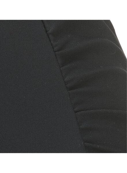 damesbikinislip corrigerend donkerblauw donkerblauw - 1000006398 - HEMA