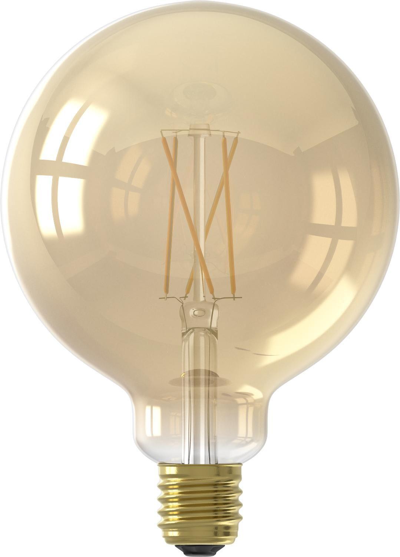 HEMA Smart LED Lamp Globe 7W 806 Lm Goud