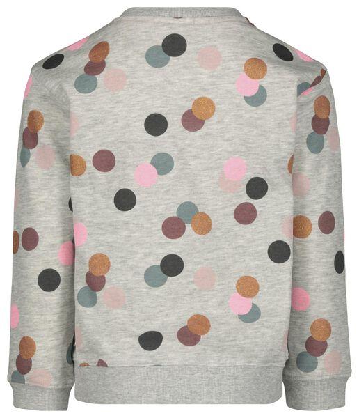 kindersweater stippen multi multi - 1000020639 - HEMA