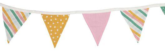 vlaggenlijn textiel - 4.4 meter - 14210112 - HEMA