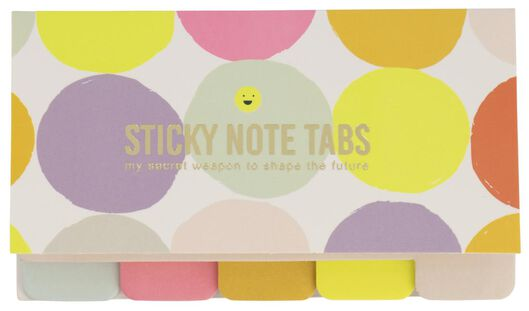 Sticky notes tabs - in Bureauaccessoires