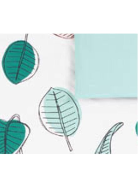 soft cotton dekbedovertrekset 140 x 200/220 cm - 5700177 - HEMA