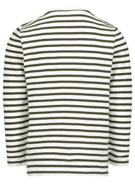 kinder t-shirt groen 122/128 - 30754663 - HEMA