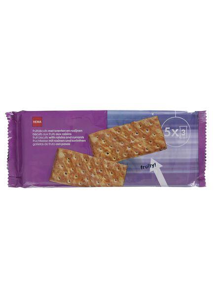 15-pak fruitbiscuit - 10840040 - HEMA
