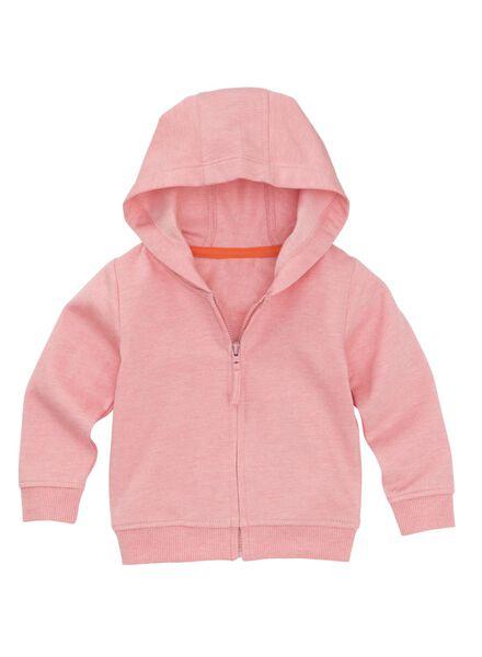 babyvest roze roze - 1000008852 - HEMA