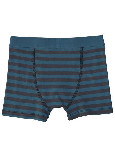 2-pak kinderboxers grijsmelange grijsmelange - 1000014969 - HEMA