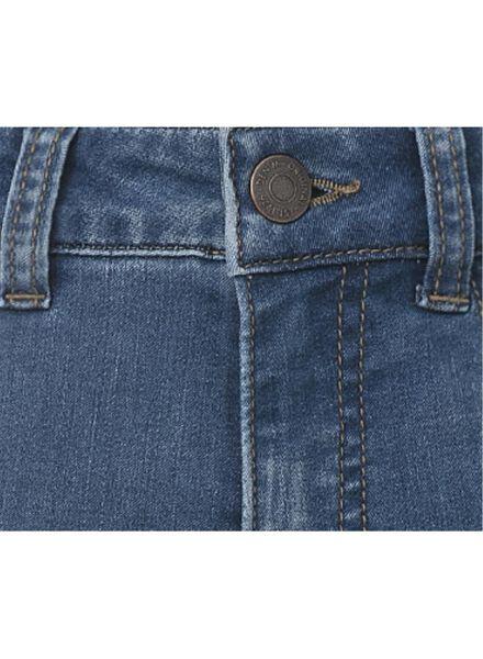 dames skinny jeans middenblauw middenblauw - 1000005275 - HEMA