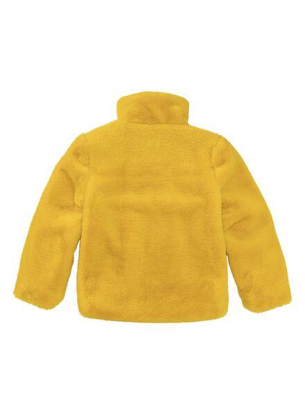kinderjas geel geel - 1000011118 - HEMA
