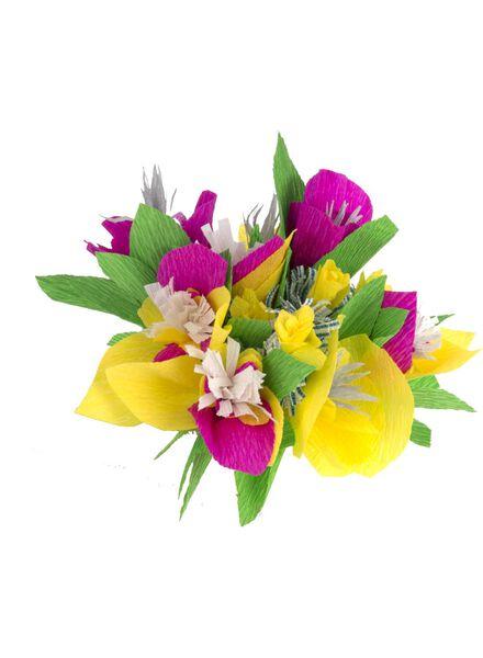 knutselset bloem - 15921037 - HEMA