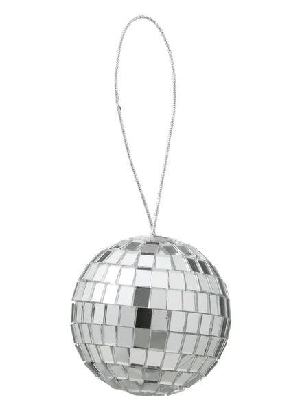 glazen kerstbal - 25100032 - HEMA