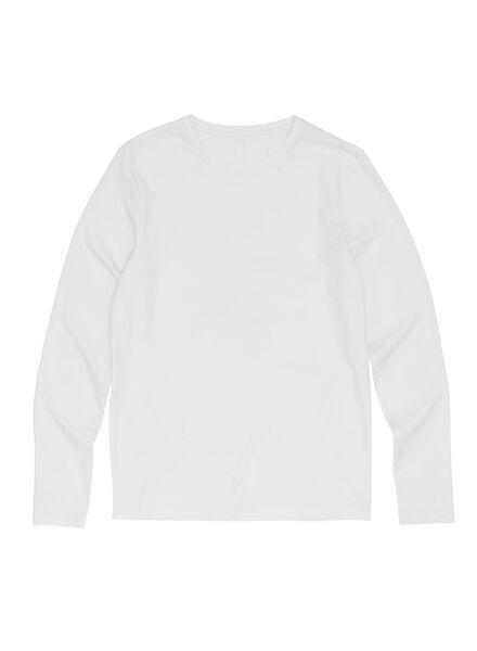 heren t-shirt wit XL - 34276886 - HEMA