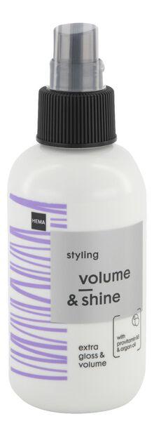 haarspray volume & shine 150 ml - 11077100 - HEMA