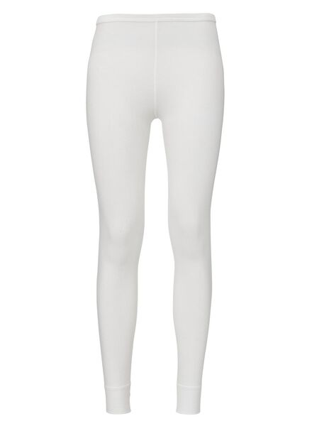 Dames thermo broek wit