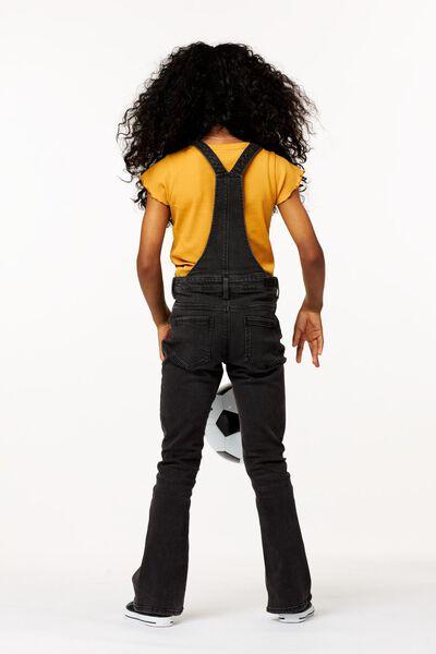 kinder t-shirt rib geel geel - 1000024388 - HEMA