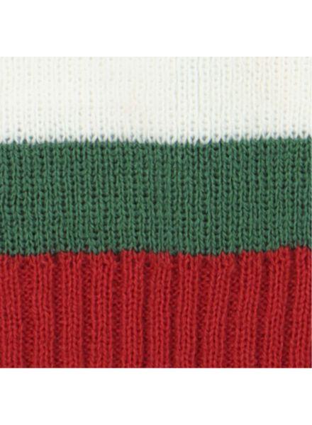kindermuts kerst groen groen - 1000016977 - HEMA