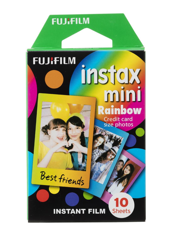 HEMA 10-pak Fujifilm Instax Rainbow Films