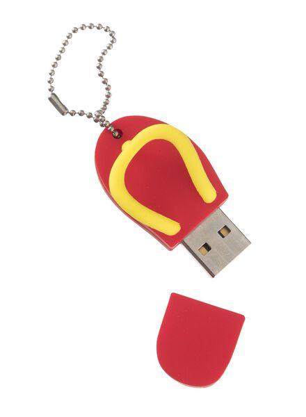 USB-stick slipper 8GB - 39500006 - HEMA