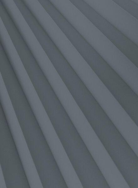 plisségordijn structuur lichtdoorlatend 20 mm - 7430099 - HEMA