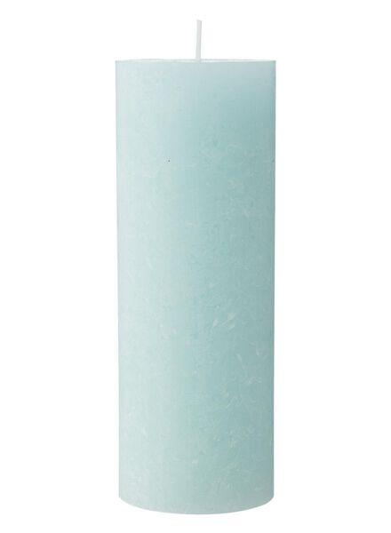rustieke kaars 19 x 7 cm - 13503235 - HEMA