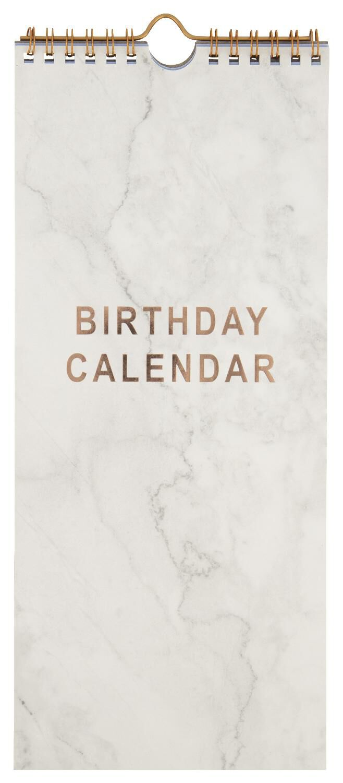 HEMA Verjaardagskalender