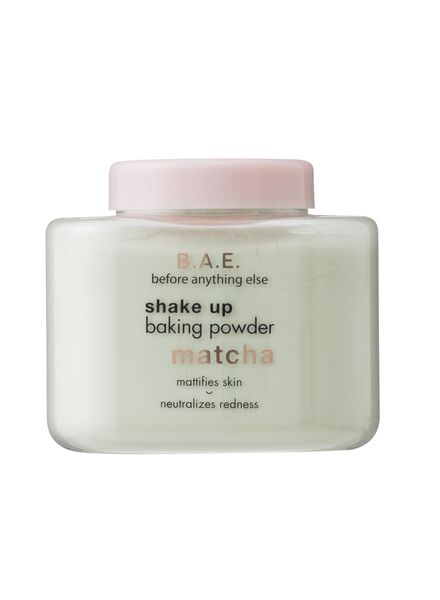 B.A.E. shake up baking powder matcha - 17720021 - HEMA