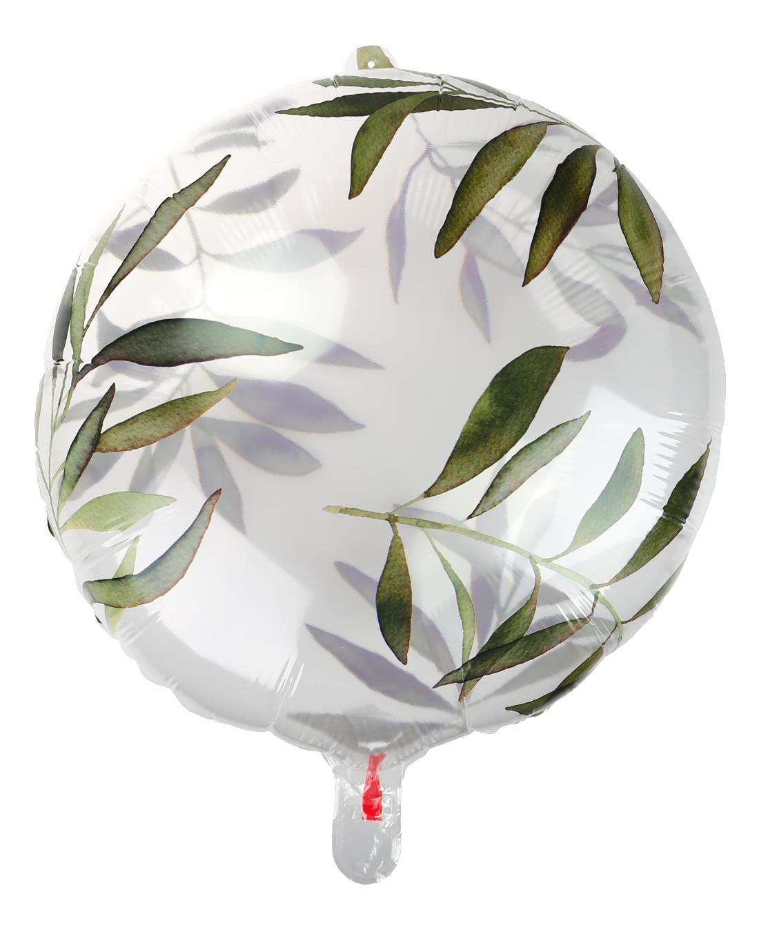 HEMA Folie Ballon 50 Cm - Bladeren