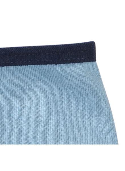 4-pak kinderslips blauw blauw - 1000011780 - HEMA