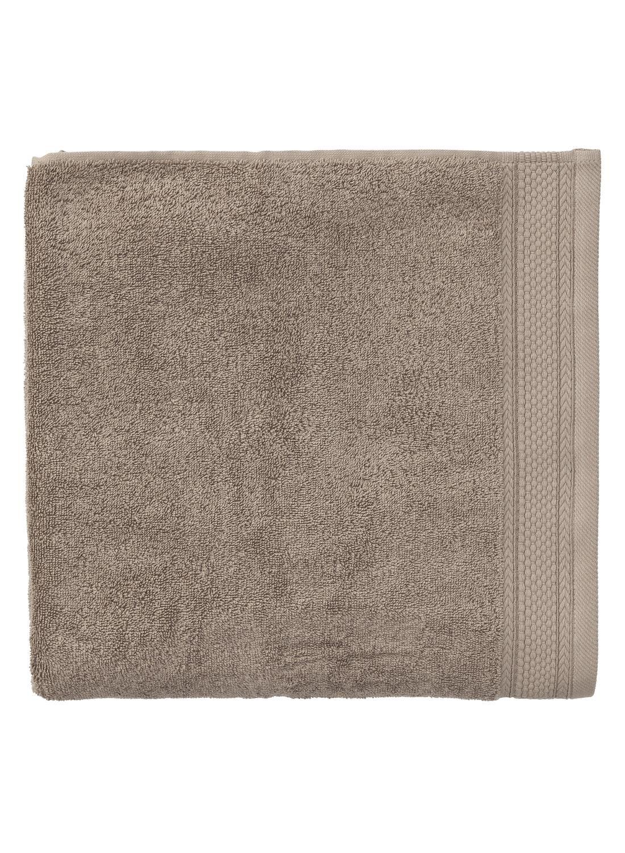 HEMA Handdoek – 70 X 140 Cm – Hotel Extra Zwaar – Taupe Uni (taupe)