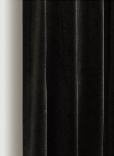 gordijnstof velours - 7804305 - HEMA