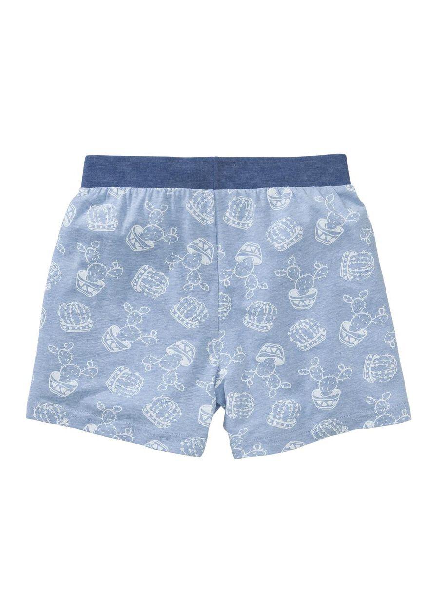 7e2b9cdcd0c meisjes pyjama middenblauw - HEMA