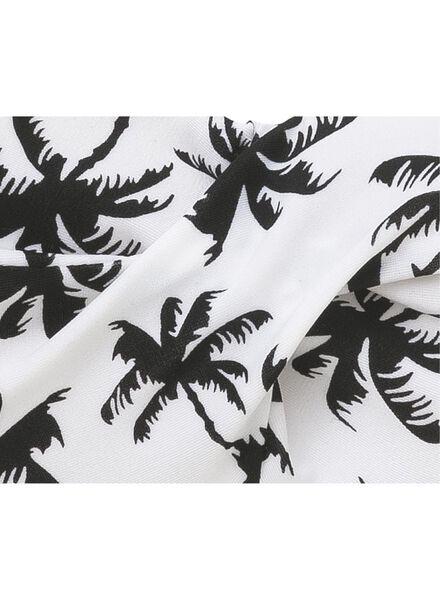 dames bikinitop zwart/wit zwart/wit - 1000006810 - HEMA