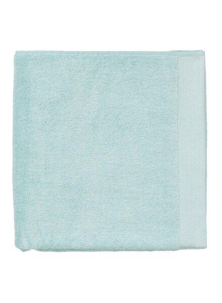 handdoeken - met bamboe aqua aqua - 1000015125 - HEMA