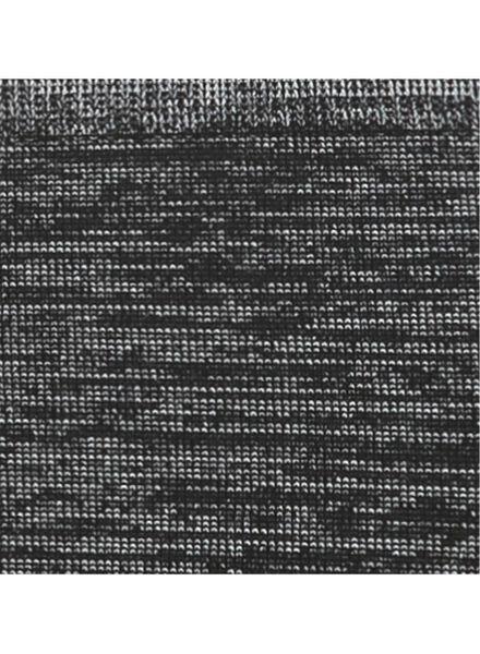 dames hipster naadloos grijsmelange grijsmelange - 1000002019 - HEMA
