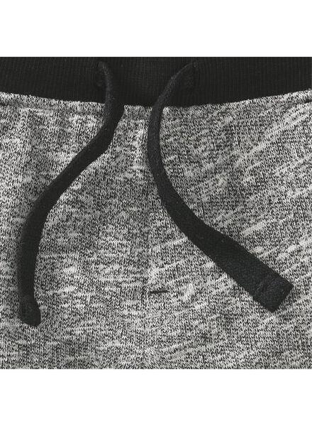 baby sweatbroek grijsmelange grijsmelange - 1000009412 - HEMA