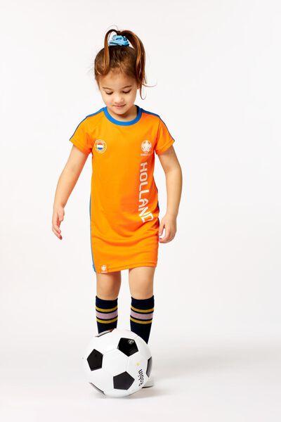 EK voetbal kinderjurk oranje oranje - 1000019548 - HEMA