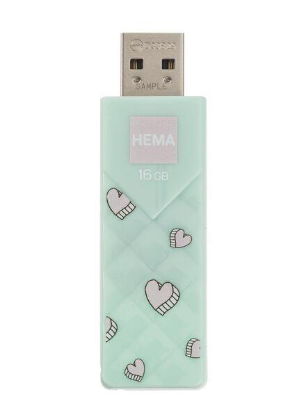 USB-stick 16GB - 39520007 - HEMA