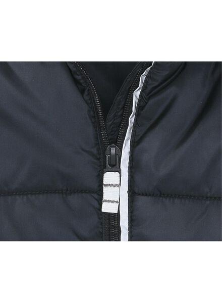 kinderjas donkerblauw donkerblauw - 1000009135 - HEMA