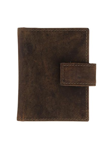 leren creditcardmapje - 18190137 - HEMA